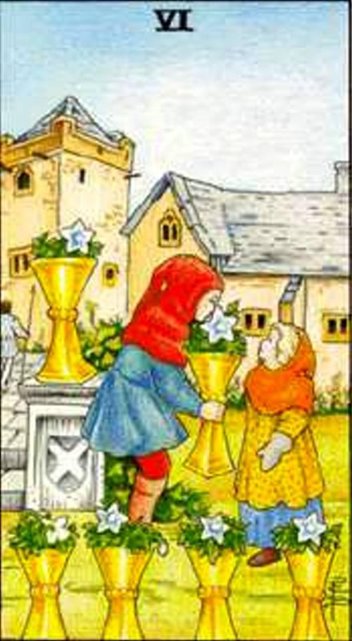 Universal Tarot: Astrological Associations (by