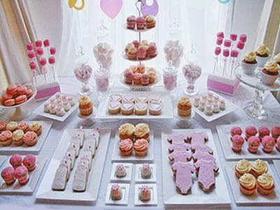 Decoracion para baby shower Como decorar
