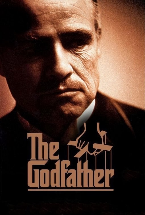 Poster Of The Godfather (1972) Full Movie Hindi Dubbed Free Download Watch Online At Alldownloads4u.Com