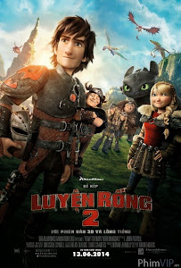 Bí Kíp Luyện Rồng 2 - How To Train Your Dragon 2 poster