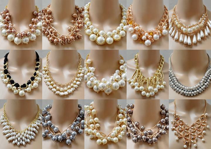 collier gold strass perlen braut hochzeit kragen kette. Black Bedroom Furniture Sets. Home Design Ideas