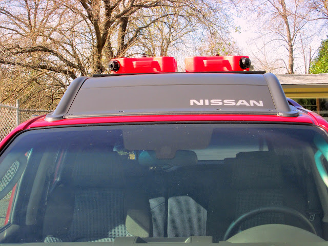 Auxiliary Fuel Tank Ideas Second Generation Nissan