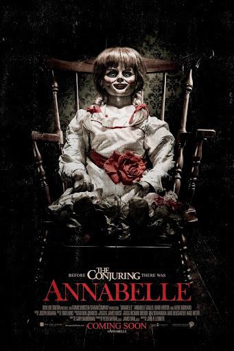 Άνναμπελ (Annabelle) Poster