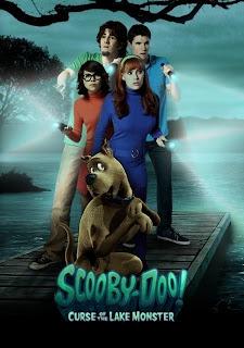 Scooby-Doo 4 la maldicion del monstruo del lago (2010) Online