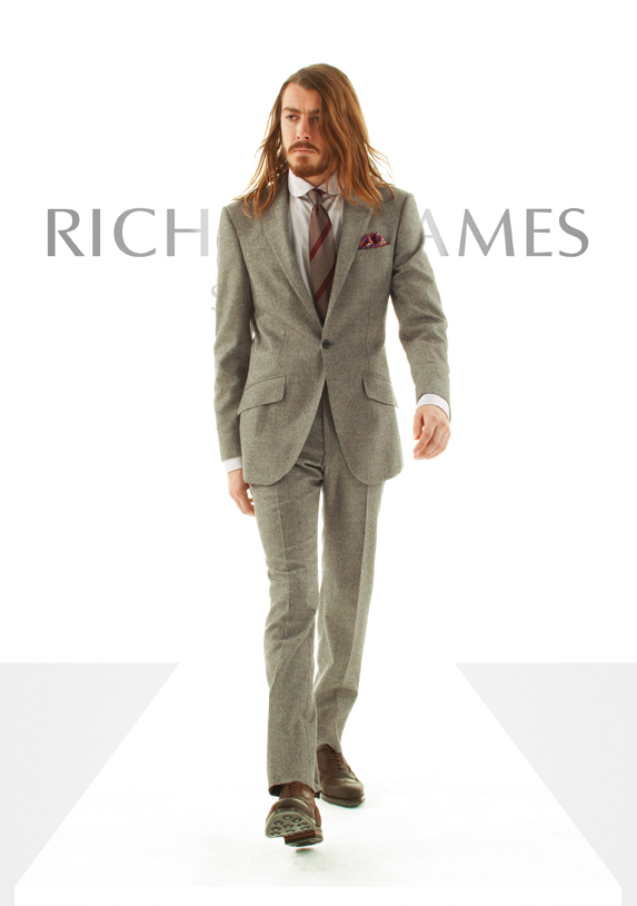 Richard James Autumn/Winter 2016 & the Demob