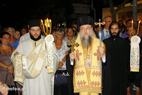 Η Κηφισιά γιόρτασε τα Εννιάμερα της Παναγίας (φωτογραφίες)