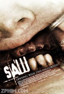 Lưỡi Cưa 3 - Saw 3 (2006) Poster