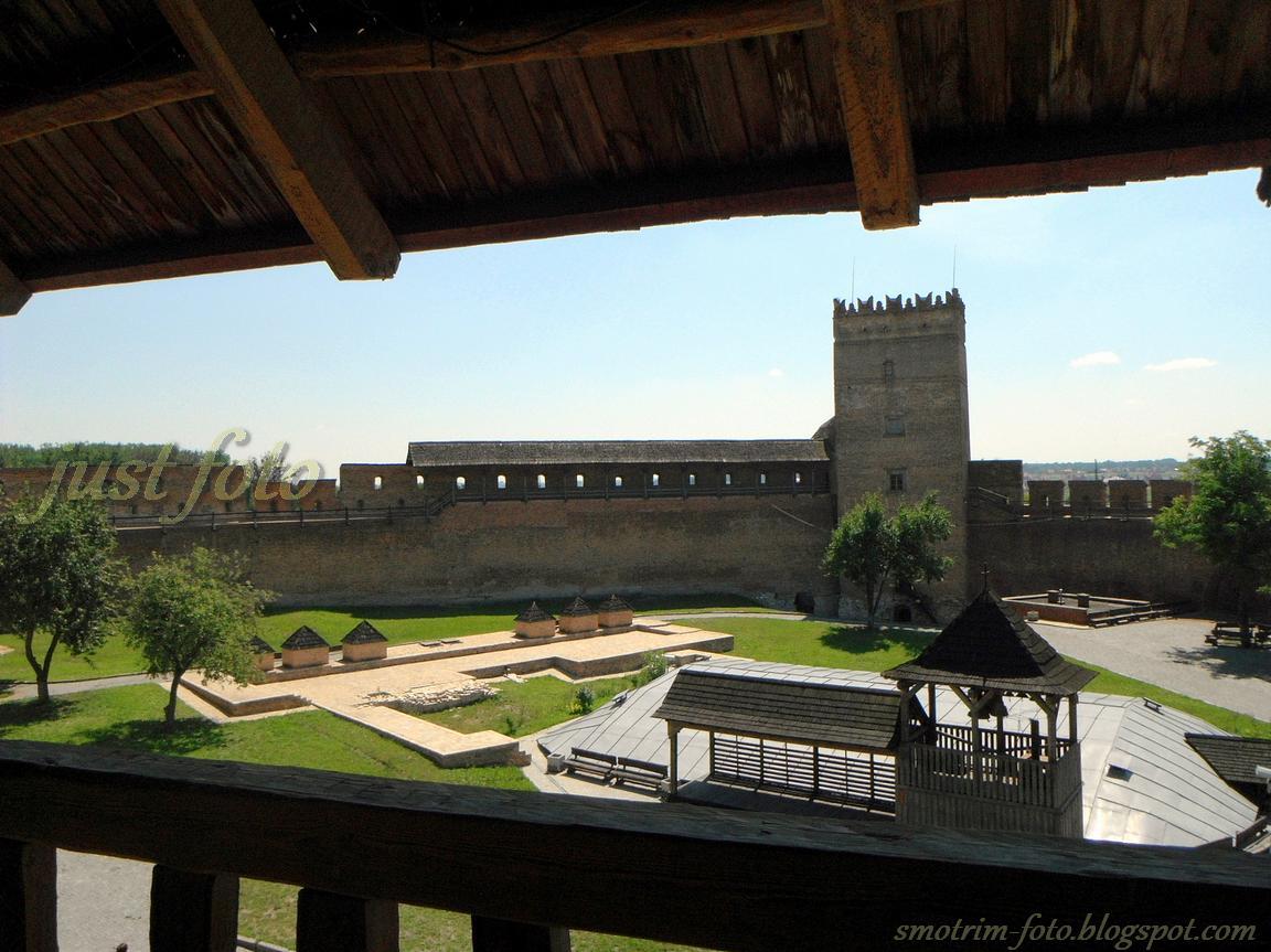 Стыровая башня в Верхнем замке фото