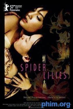 Bí Ẩn Hình Xăm Spider Lilies