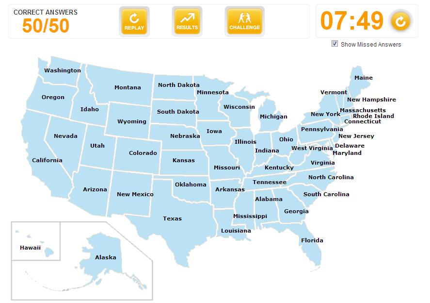 name the 50 states - 1063×708