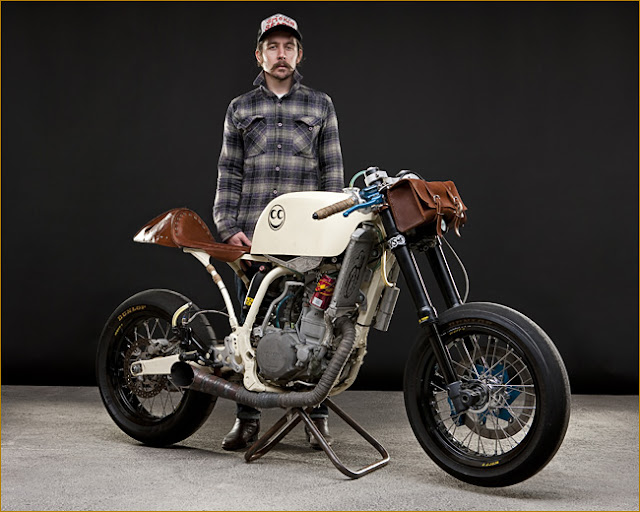the One Motorcycle Show Drake McElroy