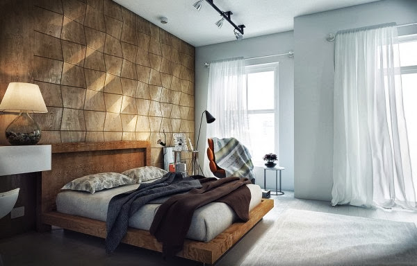 MODERN BEDROOMS BY KOJ DESIGN