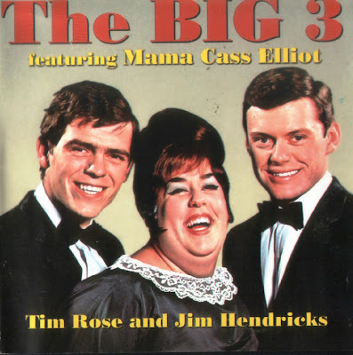 the Big 3 ~ 1995 ~ The Big 3 Featuring Mama Cass Elliot