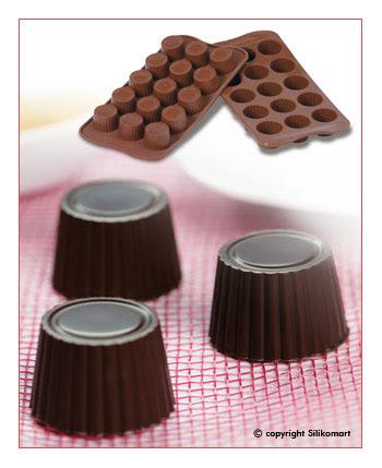 Cetakan Coklat SCG07-Praline