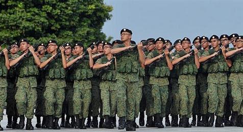 சிங்கப்பூரின் இராணுவ பலம் - வீடியோ (Our SAF:Giving Strength to Our Nation)
