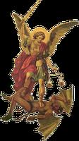 St. Michael. San Miguel Arc�ngel