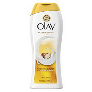 Sữa Tắm Dưỡng Trắng Da Olay Ultra Moisture của Mỹ