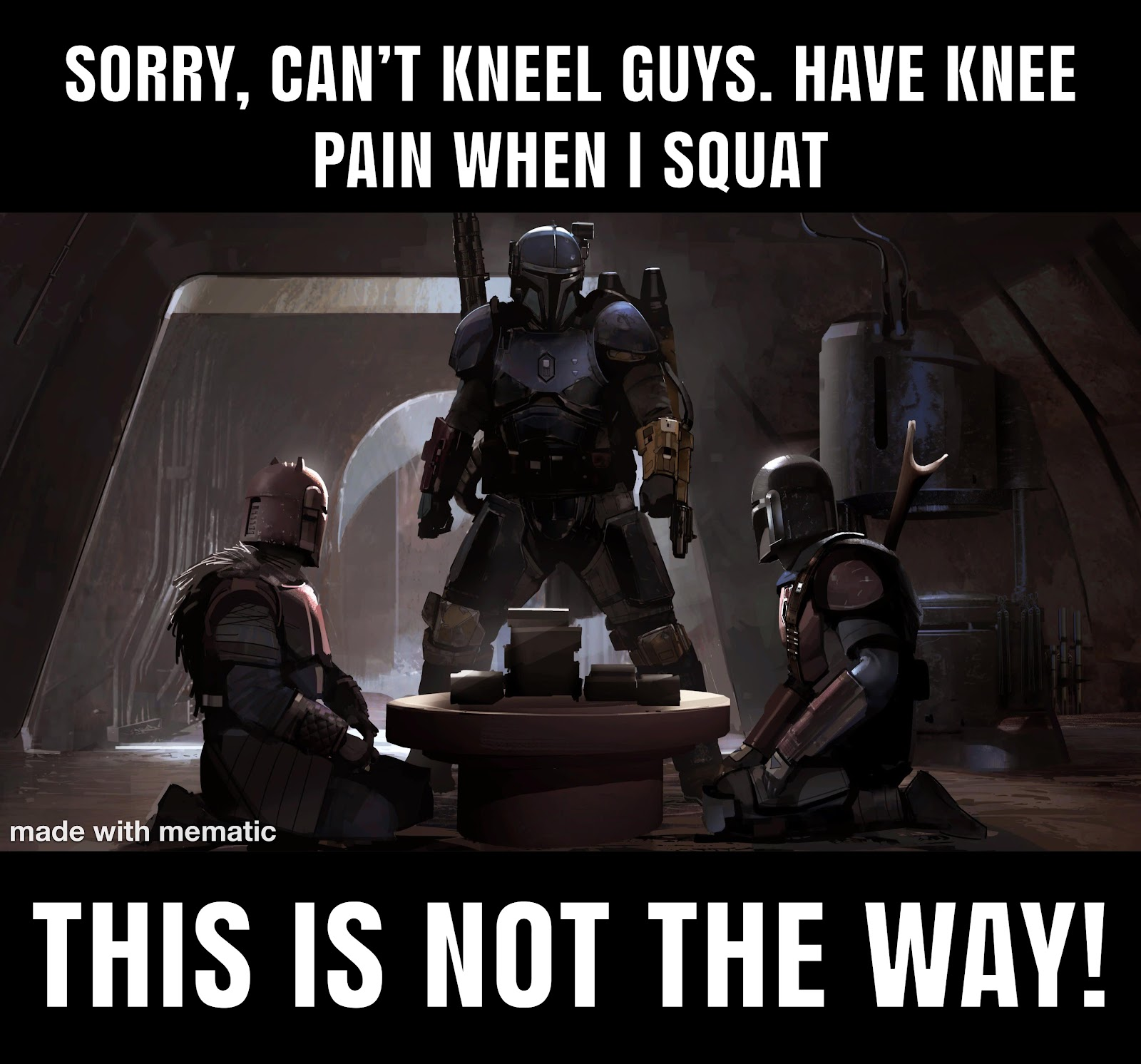 KNEE PAIN & SQUATTING: A Troubleshooting Guide