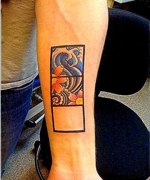 john mayer tattoo