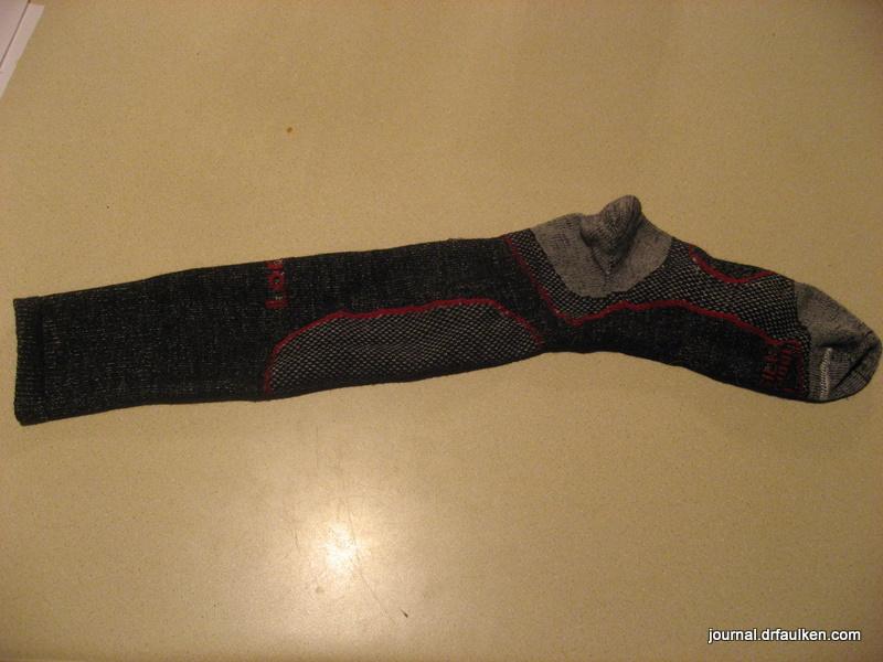 Lorpen Merino Wool Silk-Lined Ski Socks Review