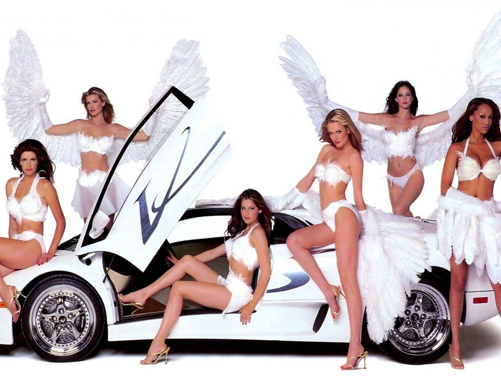 Sexy Model Girls And Cars Lambo Babes 2011 Free Wallpapers Download High Resolution 1  200