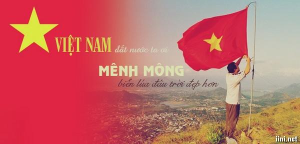 thơ tình yêu quê hương đất nước