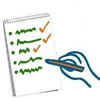 Membuat Daftar Isi Blog Sederhana