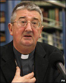 Arzobispo de Dublín, Diarmuid Martin