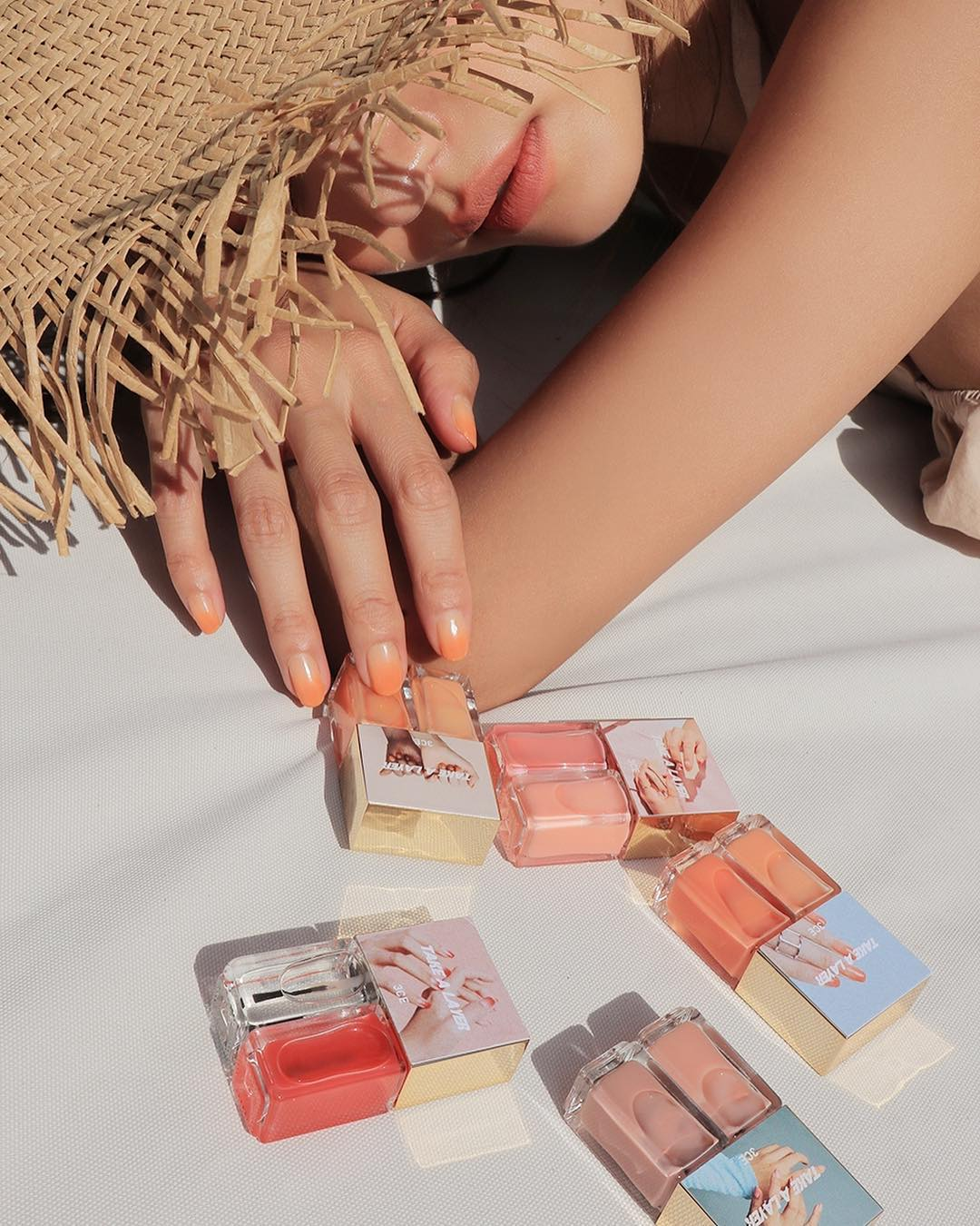 3CE Take A Layer Layering Nail Lacquer