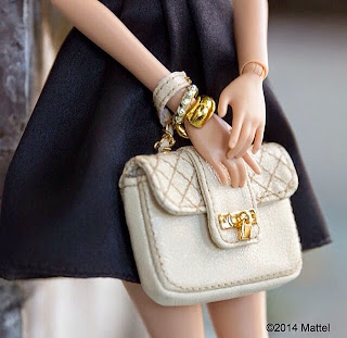 bolso lady blanco, detalle con bordados