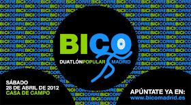 Duatlón Popular de Madrid, el sábado 28 de abril