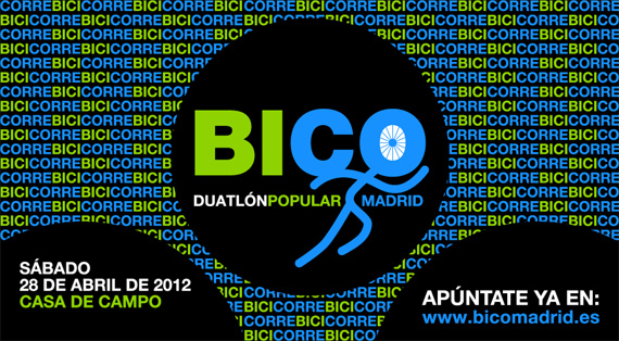 Duatlón Popular de Madrid, el sábado 28 de abril