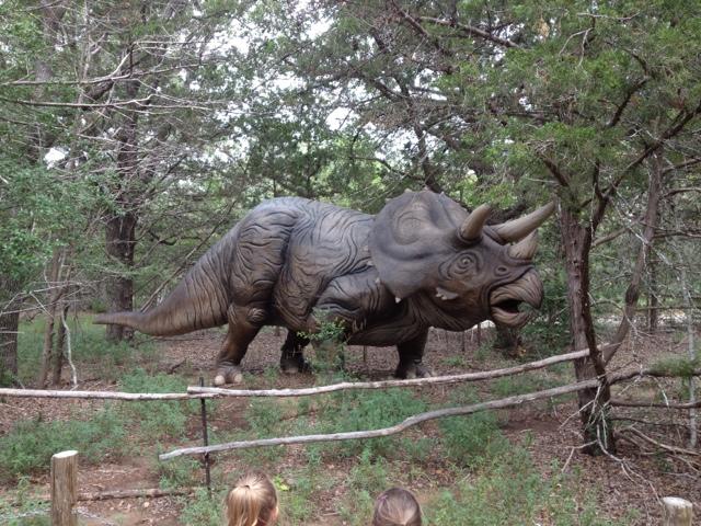 Dinosaur Park, Cedar Creek TX