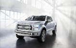 DETROIT 2013 - Ford Atlas Concept [VIDEO]
