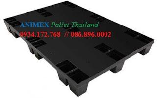 Pallet nhựa NLS 0812 UT Thái Lan