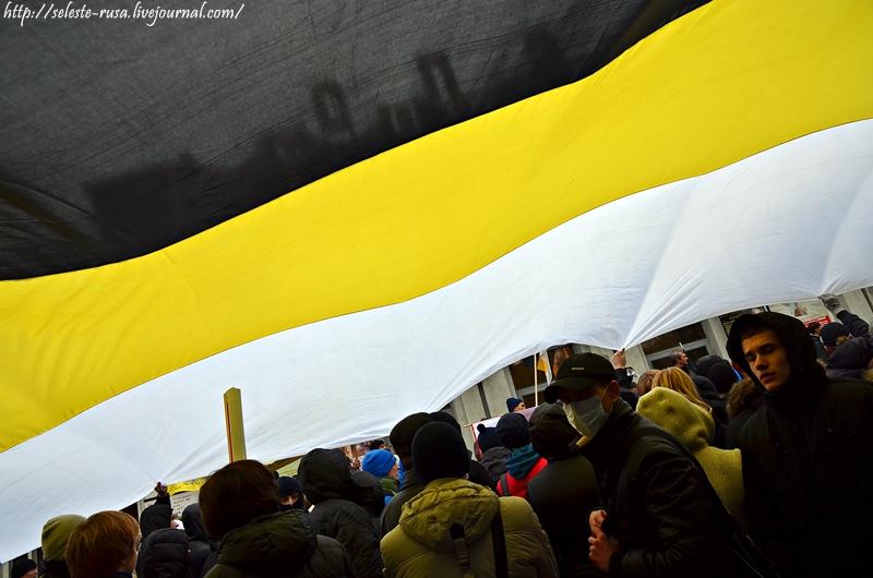 Русский марш – 2011 в Самаре