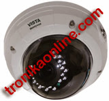 TRONIKA - Honeywell CCTV Camera Security System dome vdc 350 vandal proof