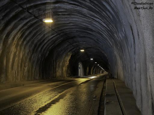 tunelul spre Brandberg