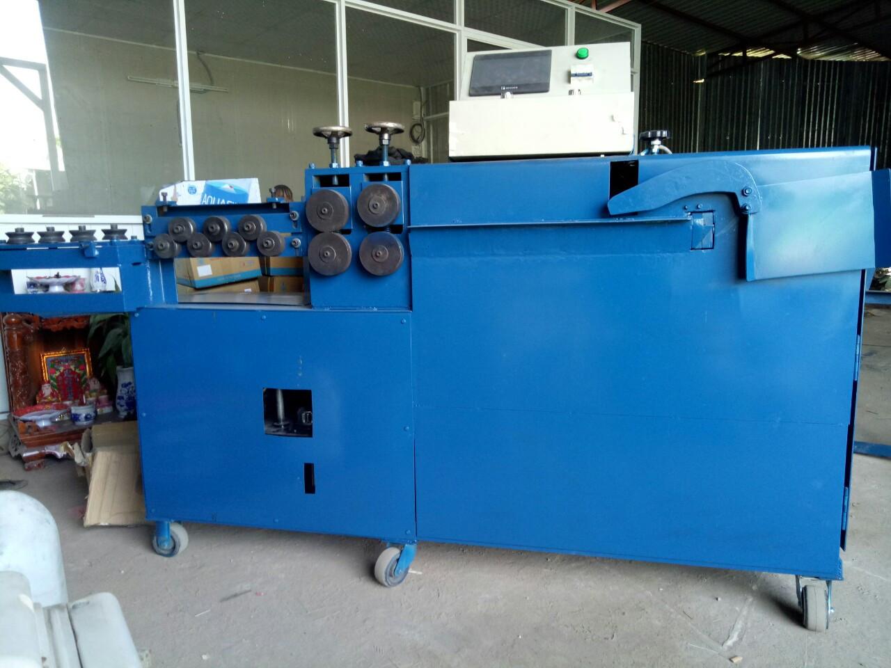 các lợi ích của máy uốn sắt tự động chính hãng giá rẻ nhất - Máy bẻ đai sắt