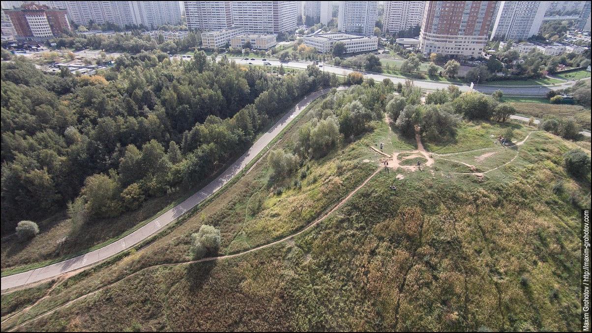 фото крылатские холмы москва