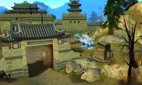 FPT Online đã cho phép tải bộ cài Thiên Long Bát Bộ 3 3