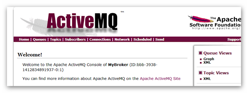 Quick Tutorial on ActiveMQ Web Console In 5 minutes | Code Breeze !