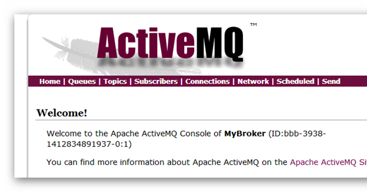 Quick Tutorial on ActiveMQ Web Console In 5 minutes   Code