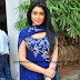 Shriya Saran in Blue Designer Salwar Kameez