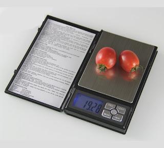 Cân tiểu ly Notebook, 500g x 0,01g