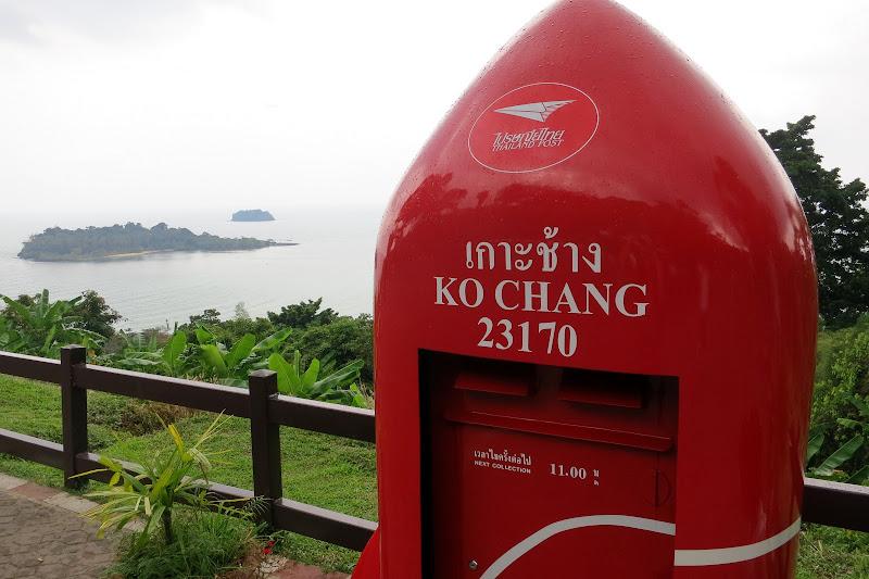 Ko Chang PO box
