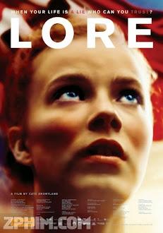 Nàng Lore - Lore (2012) Poster