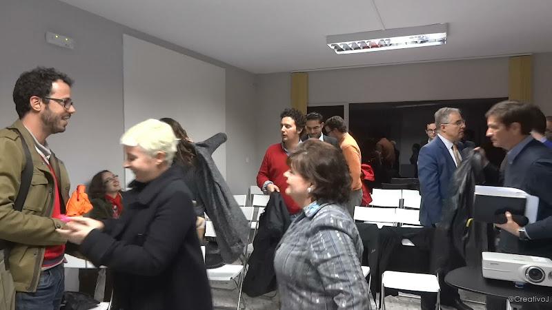 David Molina, Chary Serrano, Mike Chapel, Linkedin, Córdoba, coSfera, networking
