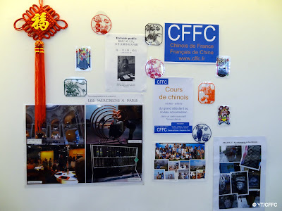Au stand CFFC