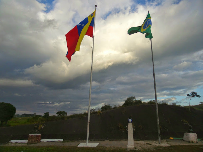 Brasil - Rota das Fronteiras  / Uma Saga pela Amazônia 20140908_181933